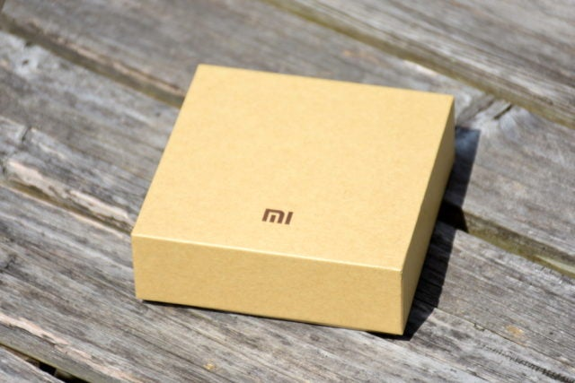 xiaomi mi band 2 packaging