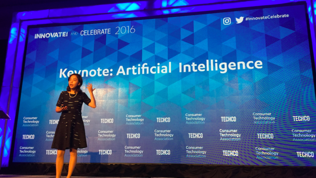 Fei Fei Li Looks to Solve the Problem of Artificial Intelligence