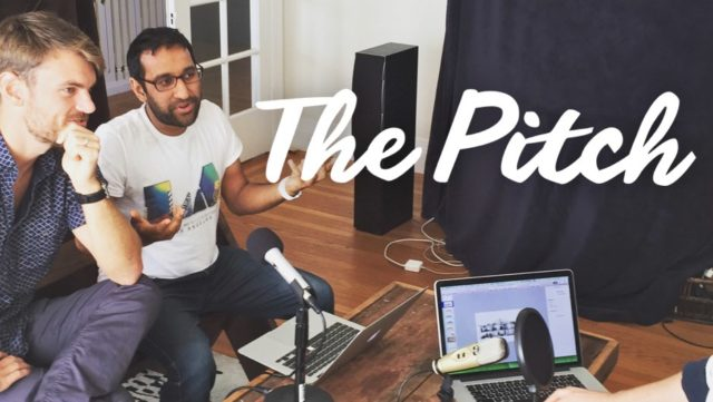 'Shark Tank'-Style Podcast 'The Pitch' Needs Startup Competitors