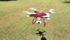 DJI Phantom 4 Falcon drone