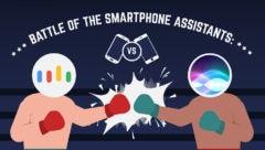 siri vs google assistants comparison
