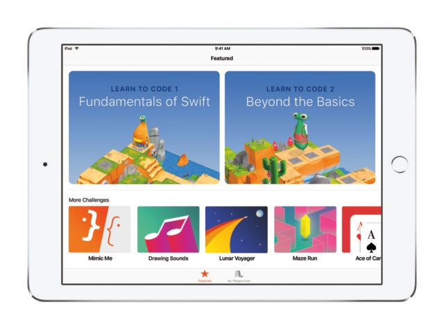 Swift Playgrounds by Apple