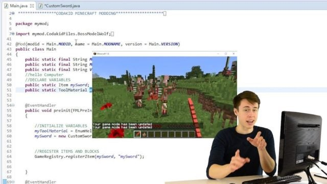 3 Reasons Minecraft is great for teaching kids coding