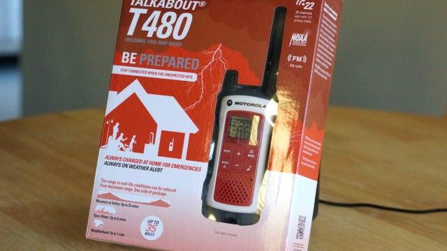 Motorola Talkabout T480