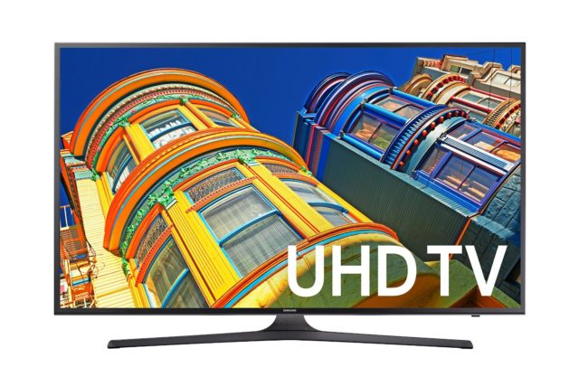 best 70 inch tv - Samsung UN70KU6300