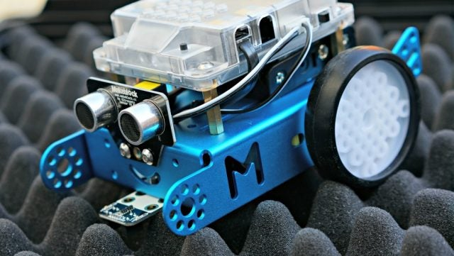 mBot Teaches Kids to Code in a Cute Robot Shell [Review]