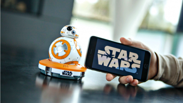 sphero bb-8 corporate accelerator