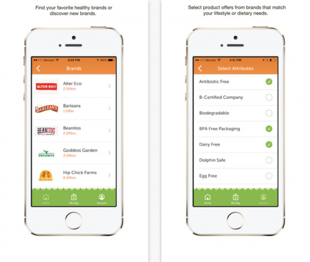 Makeena, shopping, mobile app