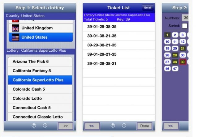 4 Lottery Apps to Check if You're a Big Winner