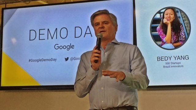 Steve Case at Google Demo Day 2017