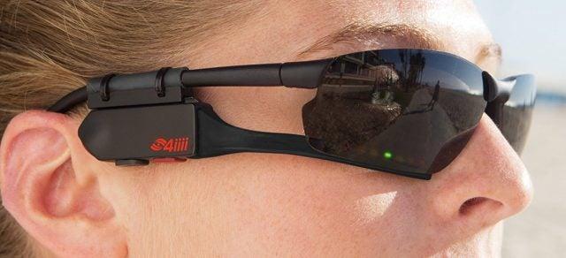 4iii Sportiiis Heads Up Display System