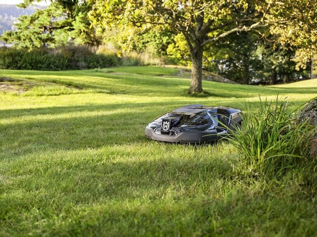 Husqvarna Automower Robotic Lawn Mower