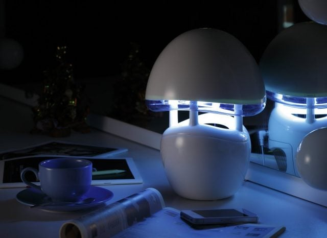 INADAYS InaTrap Electronic Insect Zapper Light