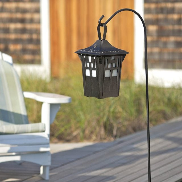 Natural Mosquito Repelling Lantern