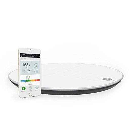 QardioBase Smart Digital Bathroom Scale