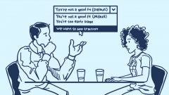 VC and Entrepreneur Fundraising Conversation Cartoon for VilCap by Awais
