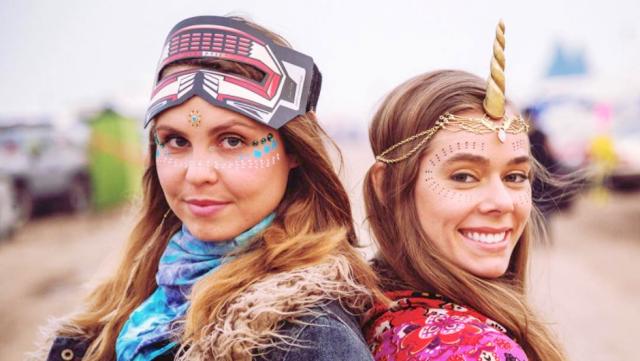 15 Must-See Burning Man Fashion Photos