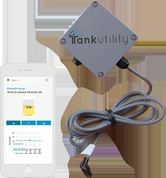 Tankutility Propane Tank Monitor and App
