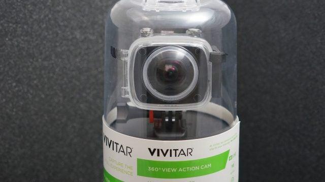 Vivitar 360 boxed