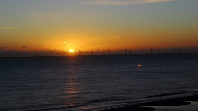 The Cost for Building Offshore Windfarms Has Never Been Lower