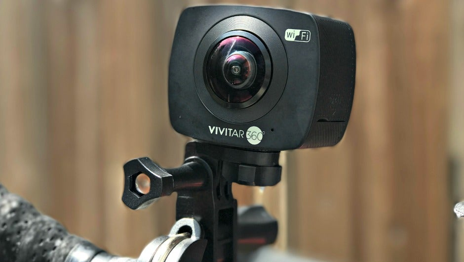 Vivitar 360 Camera Packs 4K 360 Video Into an Affordable Package