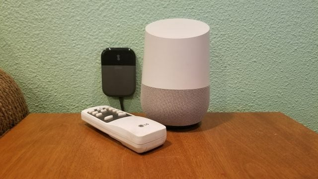 Sensibo Sky and Google Home