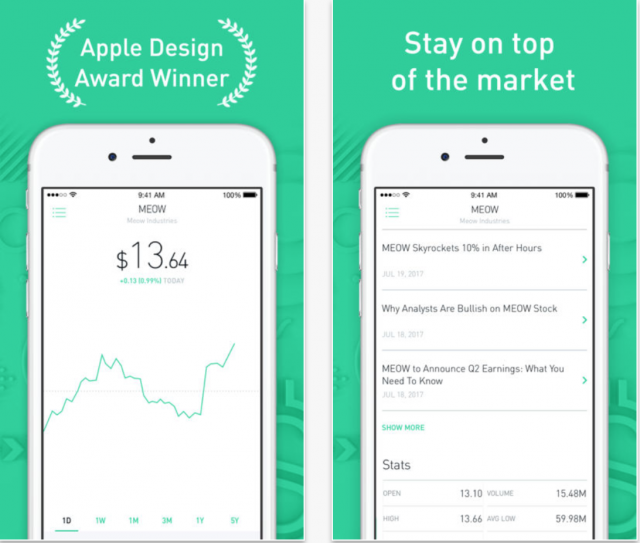5 Trading Apps to Manage Your Stocks