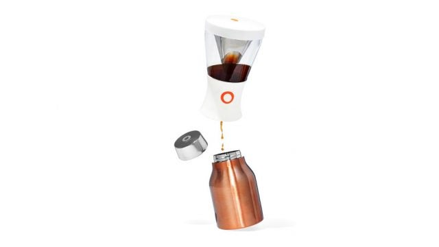Asobu Insulated Portable Cold Brew Brewer
