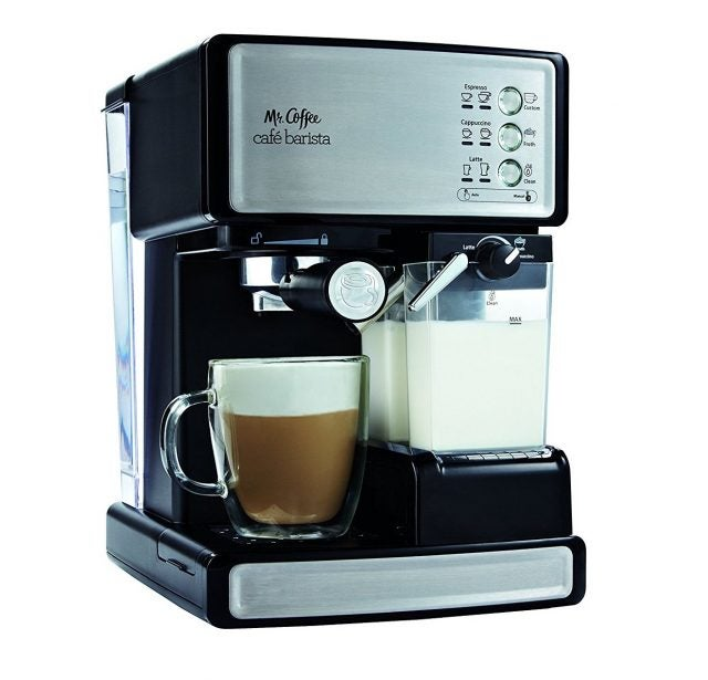 Cafe Barista Expresso Maker by Mr. Coffee