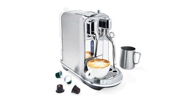 Creatista Plus by Nespresso