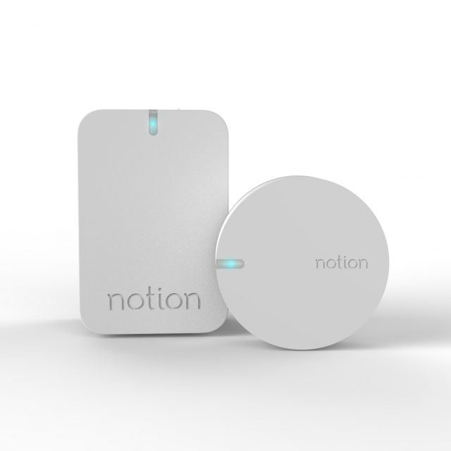 Notion Bridge and Sensor