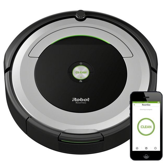 iRobot Roomba Vacuum with Wi-Fi