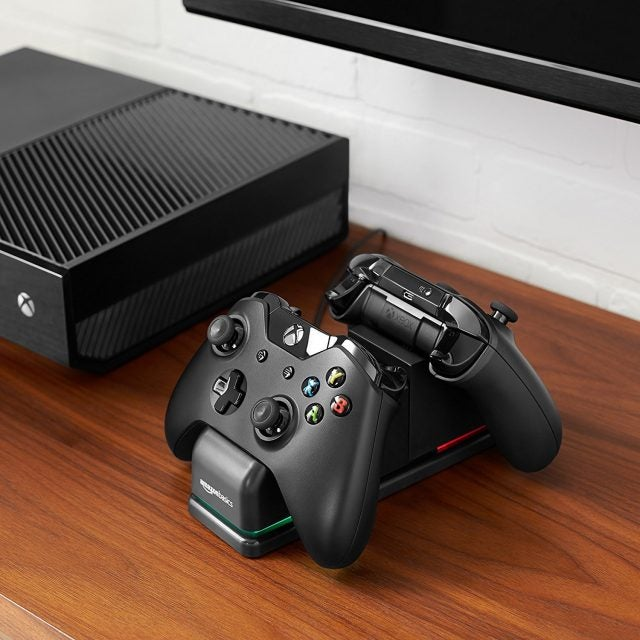 xbox one dual charging