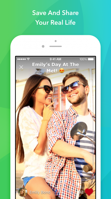 True App Builds Your Story Based on Location and Motion