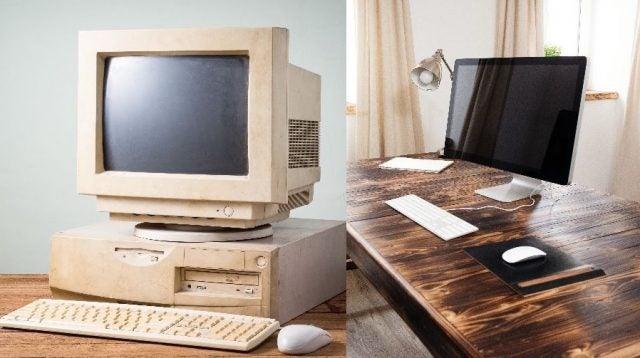 الحواسيب المكتبية