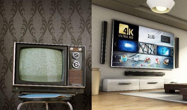أجهزة التلفاز