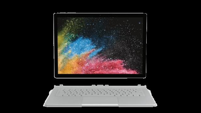 Microsoft Surface Book 2 2018