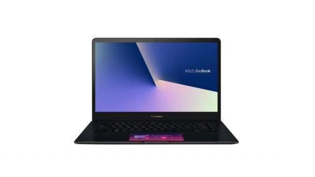 Asus ZenBook Pro 15 ScreenPad Computex 2018