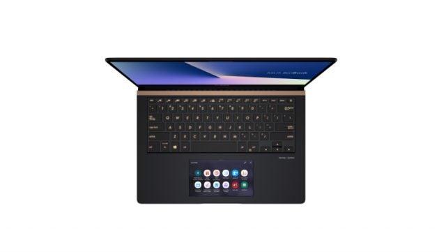 Asus VivoBook Pro 14 ScreenPad Computex 2018