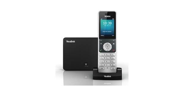 Yealink W56P cordless DECT phone