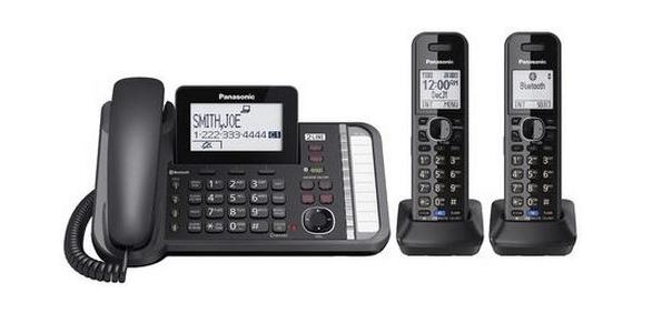 Panasonic KX TG9582B cordless phone