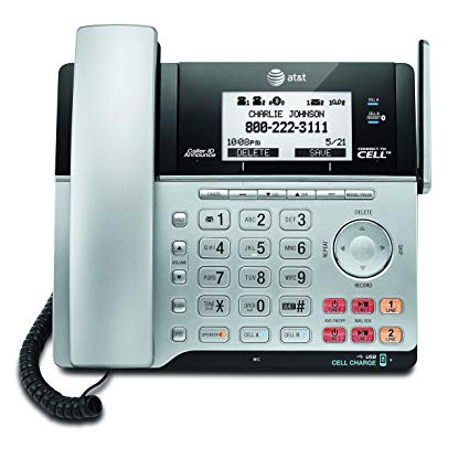 AT&T TL86103 Multi Line Phone
