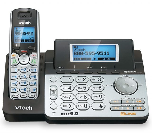 VTech DS6151 Multi Line Desk Phone