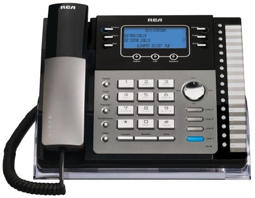 RCA 25423RE1 4-Line Phone