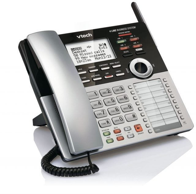 VTech CM18245 Multi Line Desk Phone