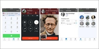 Acrobits Groundwire softphone app