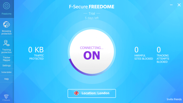 Freedome VPN On