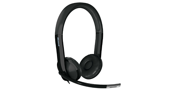 Microsoft LifeChat LX-6000 VoIP Headset