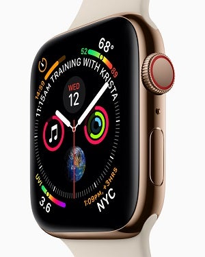 Apple watch series 4 - tech.co