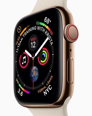 Apple watch series 4 - tech.co